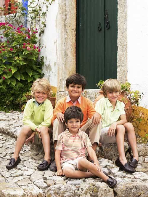 Oscar de la Renta Children's Wear Spring Summer 2013-12