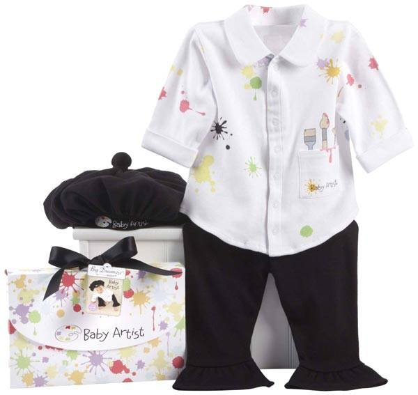 The Coolest Baby Clothes Spring Summer 2013 Aspen layette 2