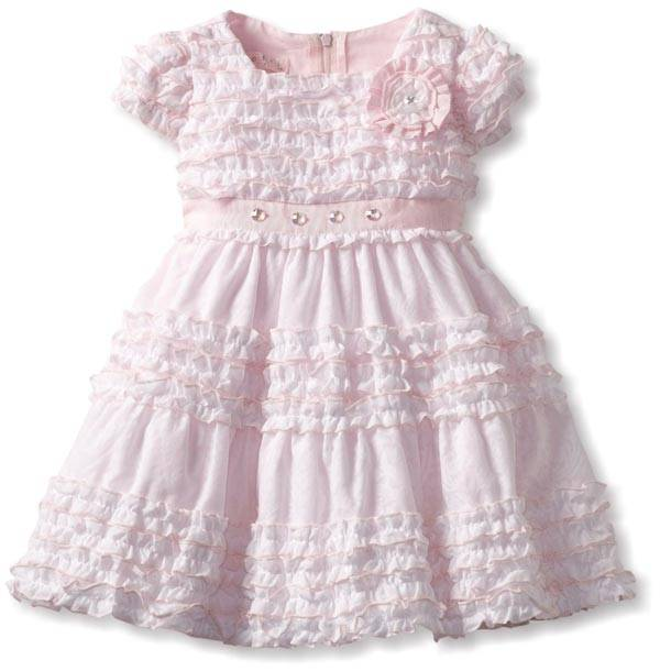 The Coolest Baby Clothes Spring Summer 2013 Biscotti gown 1