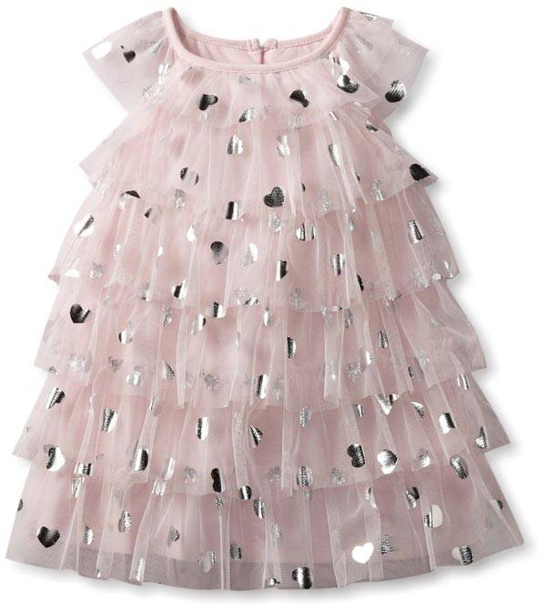 The Coolest Baby Clothes Spring Summer 2013 Biscotti gown 2