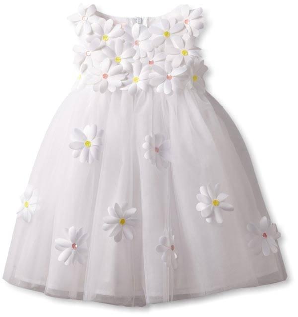 The Coolest Baby Clothes Spring Summer 2013 Biscotti gown 3