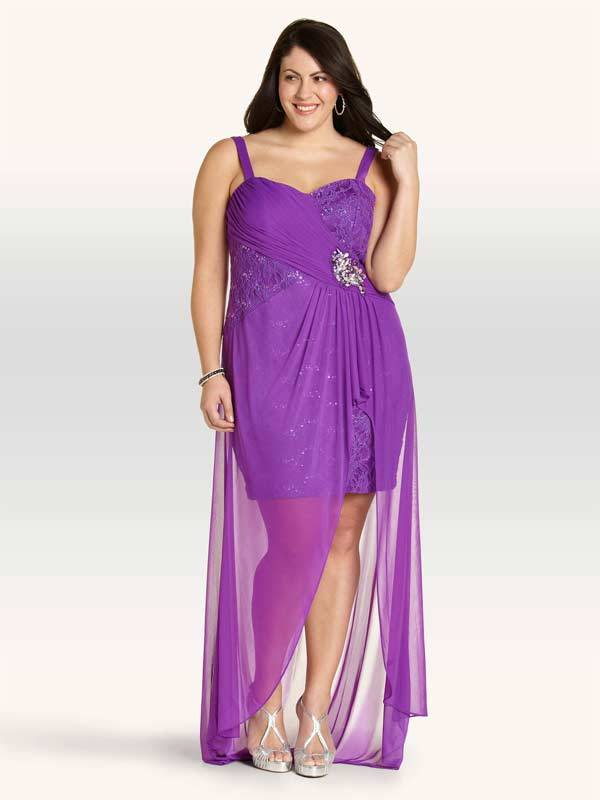 The Hottest Laura Plus Size Dresses 2013