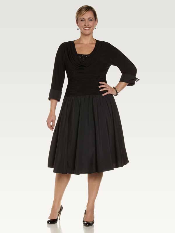 The Hottest Laura Plus Size Dresses 2013