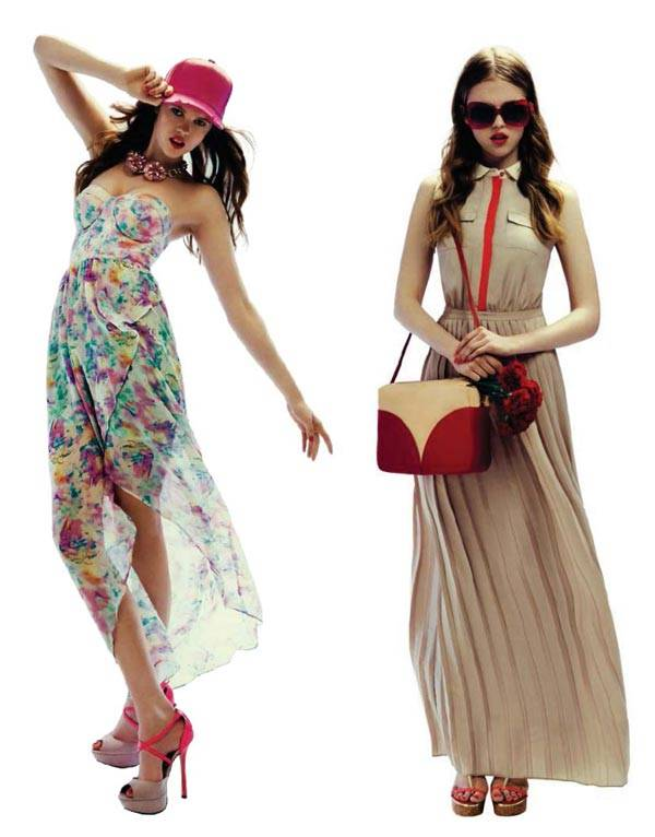 2013 Summer Fashion Trends for Women