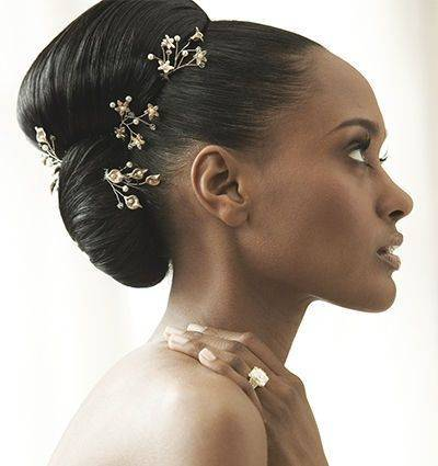 Black Wedding Hairstyles 2013-03
