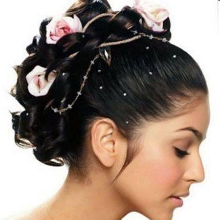 Black Wedding Hairstyles 2013-08