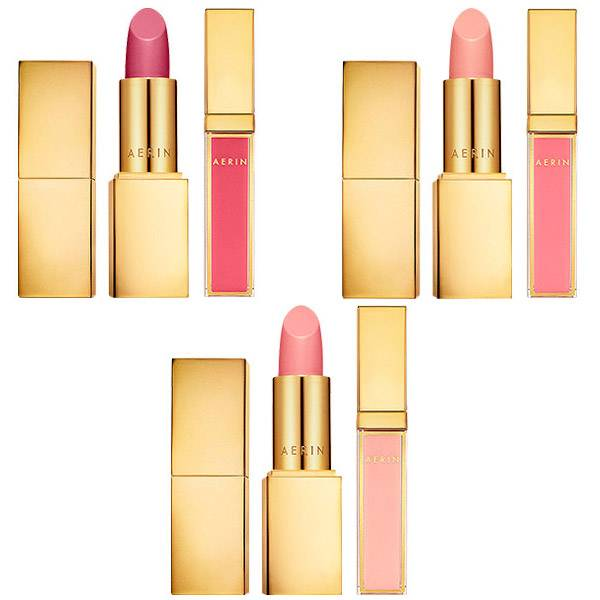 estee lauder cosmetics aerin spring color collection