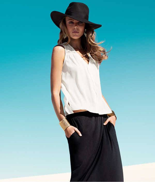 H&M Summer Looks For Women