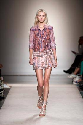 Isabel Marant Spring Summer Collection 2013-15