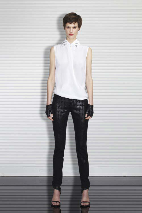 Karl Lagerfeld Women's Spring Summer 2013 Collection