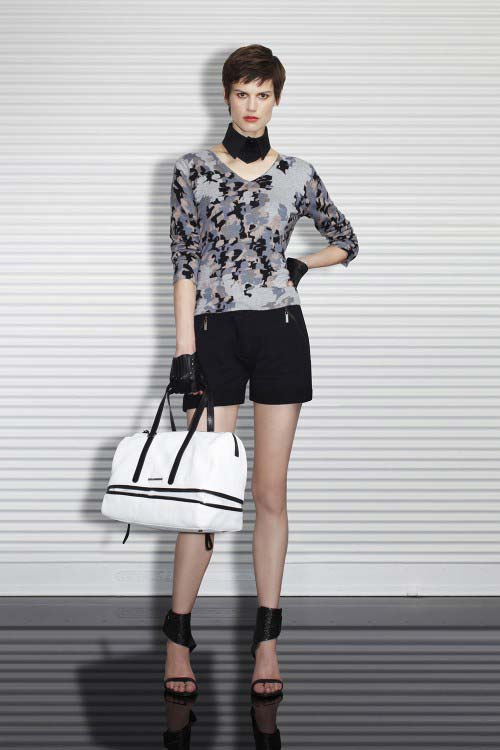 Karl Lagerfeld Women's Spring Summer 2013 Collection-01