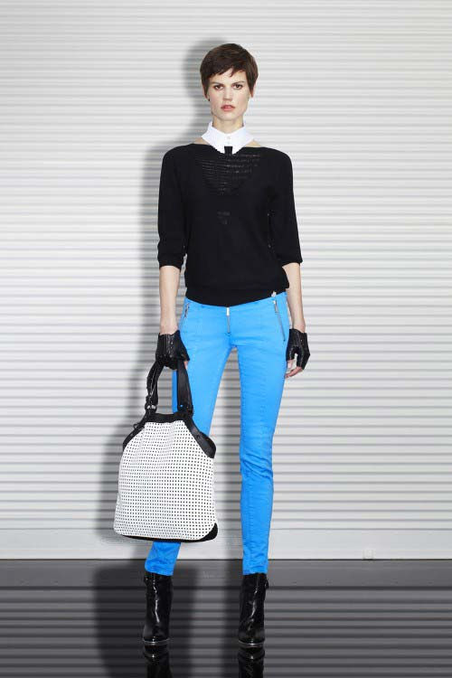 Karl Lagerfeld Women's Spring Summer 2013 Collection-02
