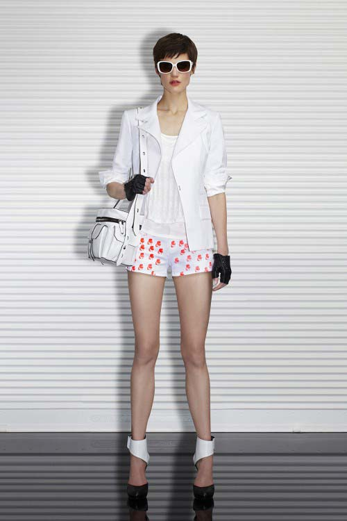Karl Lagerfeld Women's Spring Summer 2013 Collection-03