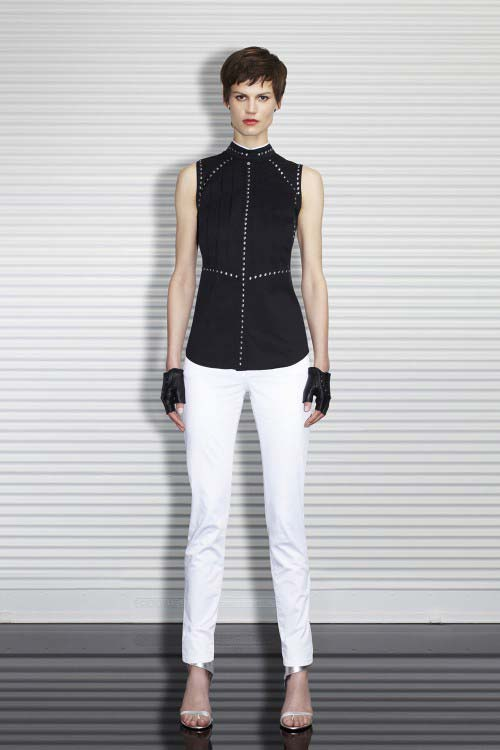 Karl Lagerfeld Women's Spring Summer 2013 Collection-05