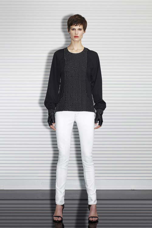 Karl Lagerfeld Women's Spring Summer 2013 Collection-06