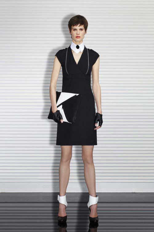 Karl Lagerfeld Women's Spring Summer 2013 Collection-07