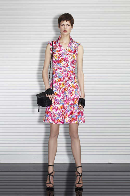 Karl Lagerfeld Women's Spring Summer 2013 Collection-10