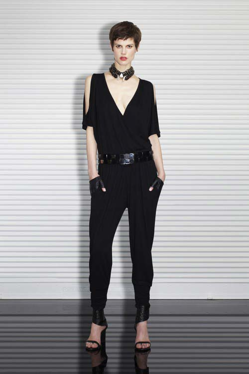 Karl Lagerfeld Women's Spring Summer 2013 Collection-12