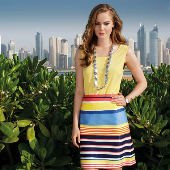 Paul Shark Women's Spring Summer 2013 Collection-02
