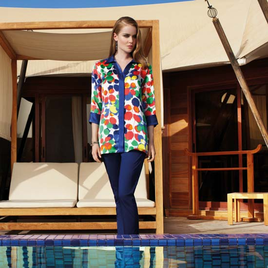 Paul Shark Women's Spring Summer 2013 Collection-05