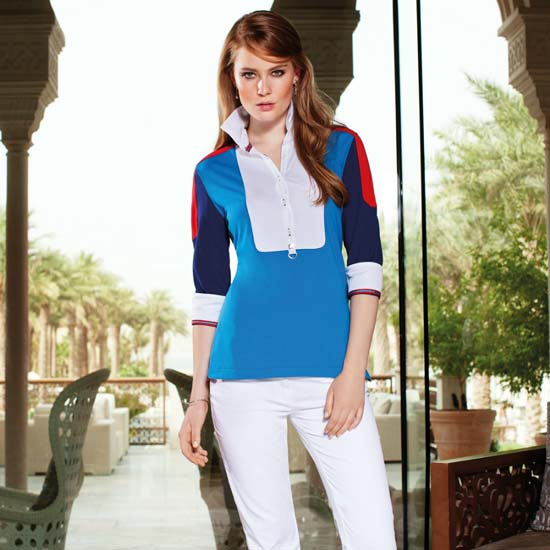 Paul Shark Women's Spring Summer 2013 Collection-06