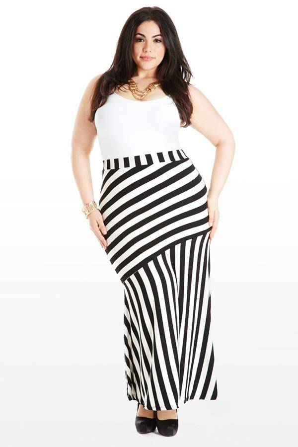 Plus Size Clothing 2013 Fashions