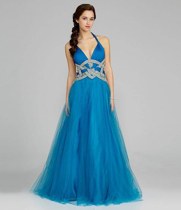 Teal Prom Dresses 2013 Prom Dresses 2013 is The Year
