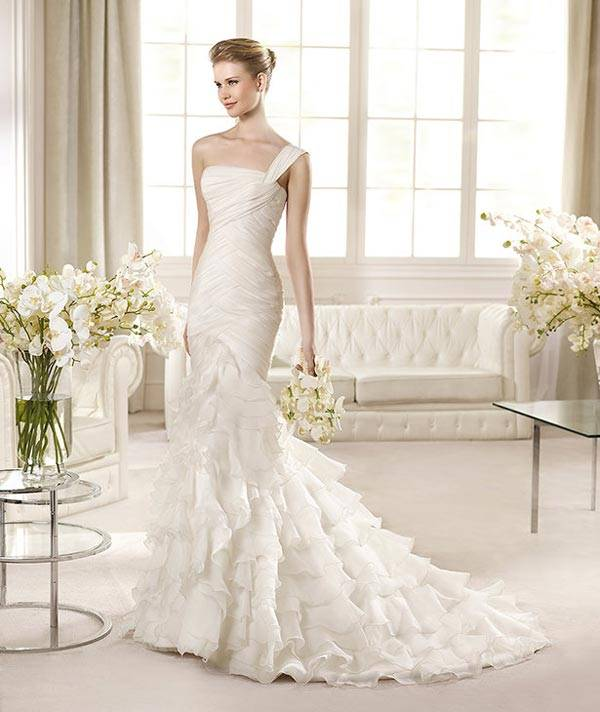 San Patrick 2013 Glamour Wedding Dresses Collection-01