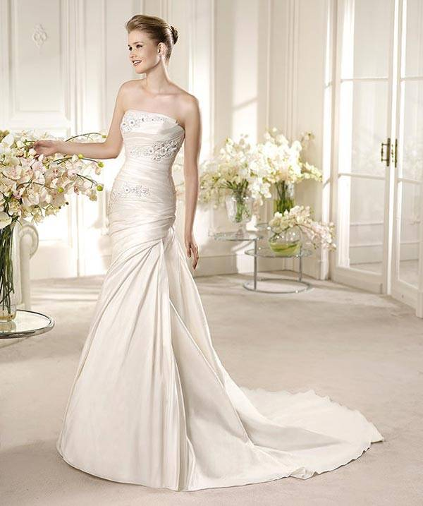 San Patrick 2013 Glamour Wedding Dresses Collection-02