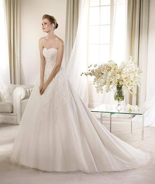 San Patrick 2013 Glamour Wedding Dresses Collection-03