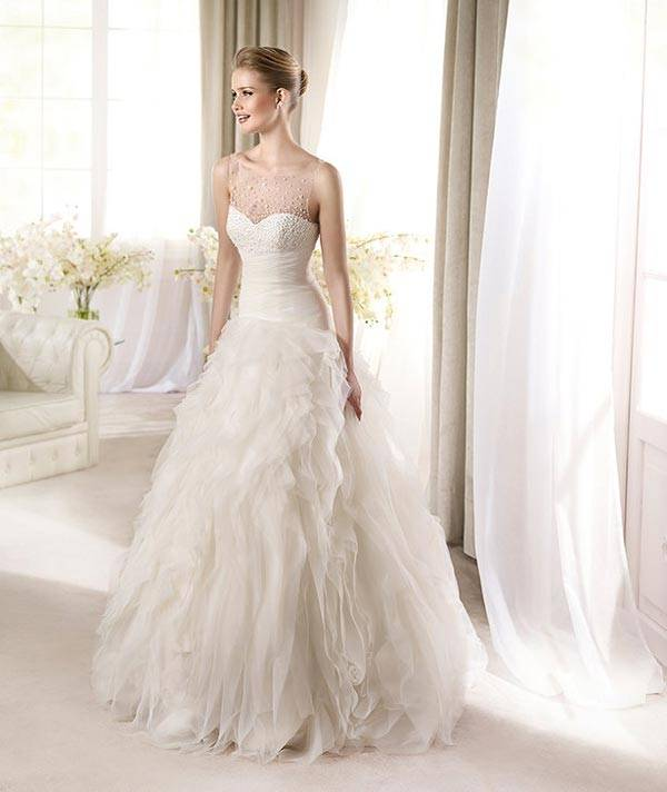 San Patrick 2013 Glamour Wedding Dresses Collection-04