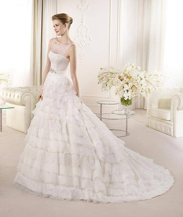 San Patrick 2013 Glamour Wedding Dresses Collection-05