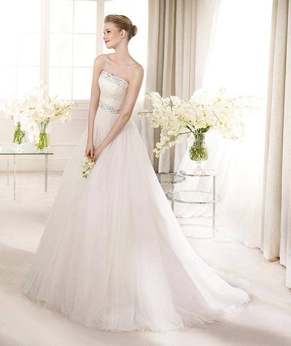 San Patrick 2013 Glamour Wedding Dresses Collection-06
