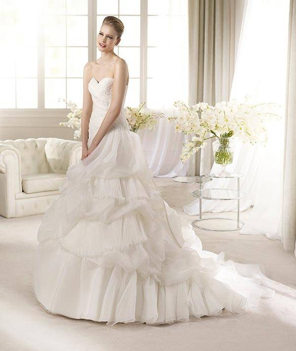 San Patrick 2013 Glamour Wedding Dresses Collection-08
