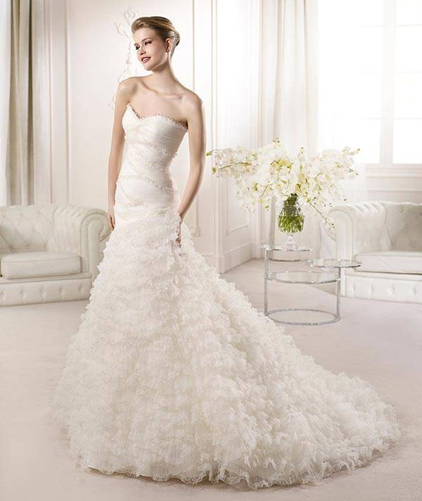 San Patrick 2013 Glamour Wedding Dresses Collection-09