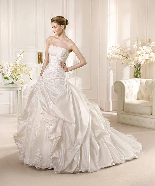 San Patrick 2013 Glamour Wedding Dresses Collection-10