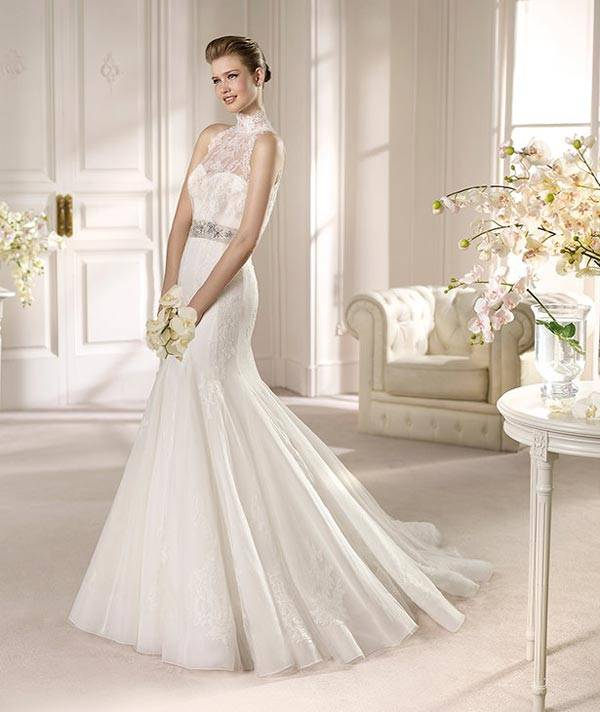 San Patrick 2013 Glamour Wedding Dresses Collection-11