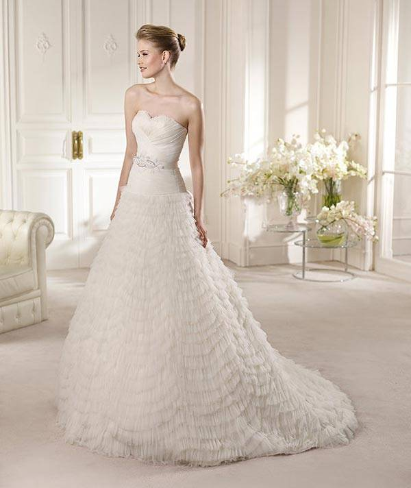 San Patrick 2013 Glamour Wedding Dresses Collection-12