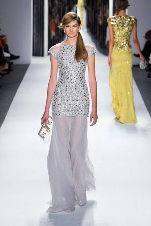 Spring Summer Fashion Week Trends 2013