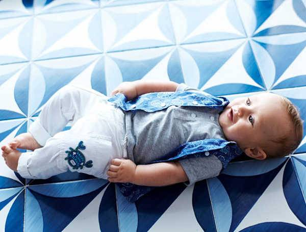 United Colors of Benetton Summer 2013 Baby Clothing-09
