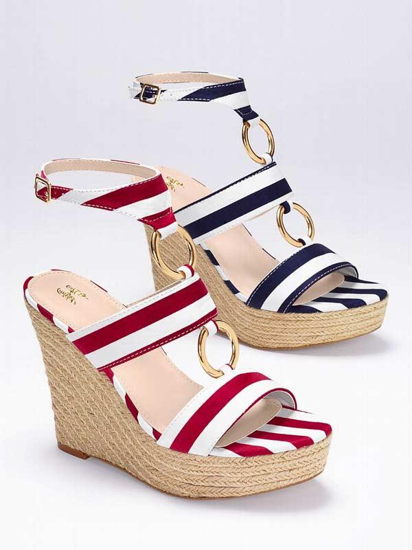 Victoria's Secret Summer 2013 Shoes Collection