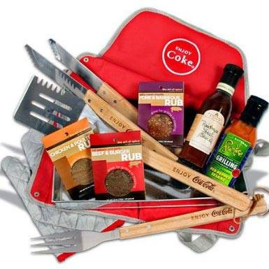 Creative Father's Day Gifts 2013   Father's Day Grilling Gift Basket