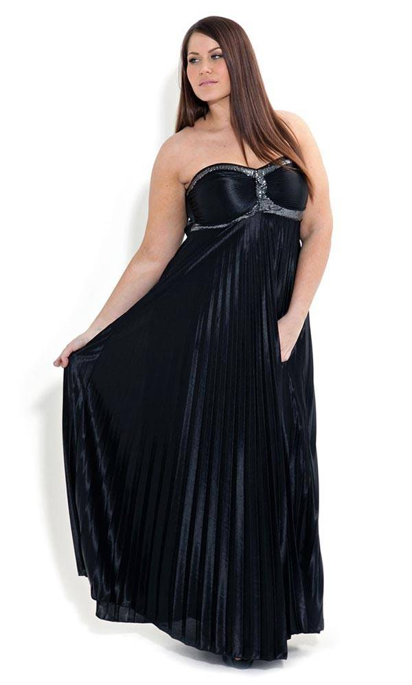Plus Size Maxi Dresses_11