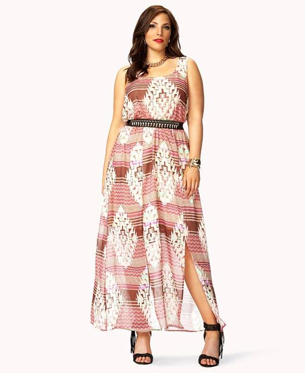 Plus Size Maxi Dresses_2