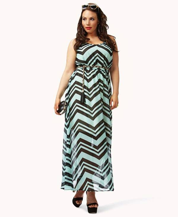 Plus Size Maxi Dresses_3