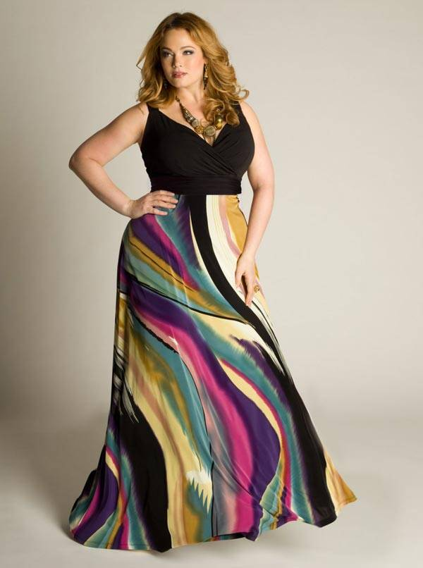 Plus Size Maxi Dresses_5