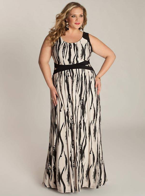 Plus Size Maxi Dresses_7