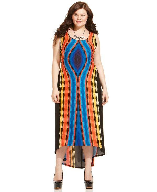 Plus Size Maxi Dresses_9