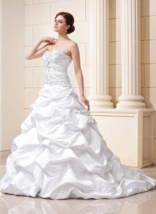 Elegant Wedding Dresses 2013