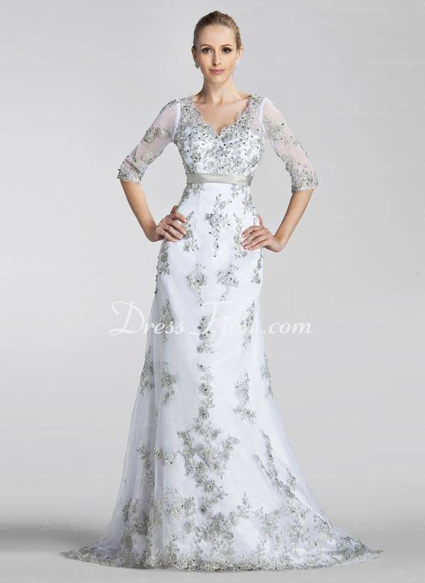 Elegant Wedding Dresses 2013_02